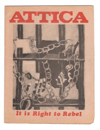 Attica: It Is Right to Rebel