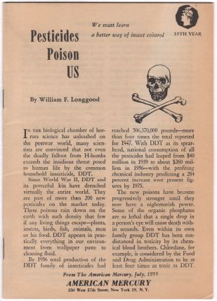 Pesticides Poison Us. William F. LONGGOOD