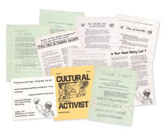 A near complete collection of propaganda from Activists for a Democratic Culture