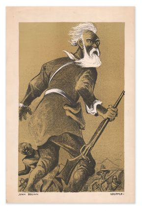 William Gropper lithograph of John Brown. William GROPPER