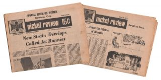 Nickel Review, Volume 4, No. 35 (Special Issue on Women - Two Sections