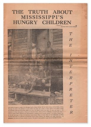 The Interpreter: The Truth About Mississippi's Hungry Children. Mississippi Council on Human...