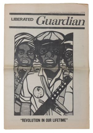 Liberated Guardian, May 1, 1970. Liberated Guardian Worker's Collective